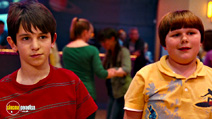 A still #32 from Diary of a Wimpy Kid 2: Rodrick Rules with Zachary Gordon and Robert Capron