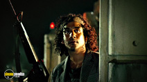 A still #17 from Planet Terror with Naveen Andrews