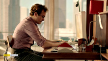 A still #26 from Her with Joaquin Phoenix