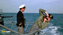 A still #35 from Das Boot with Jürgen Prochnow and Herbert Grönemeyer