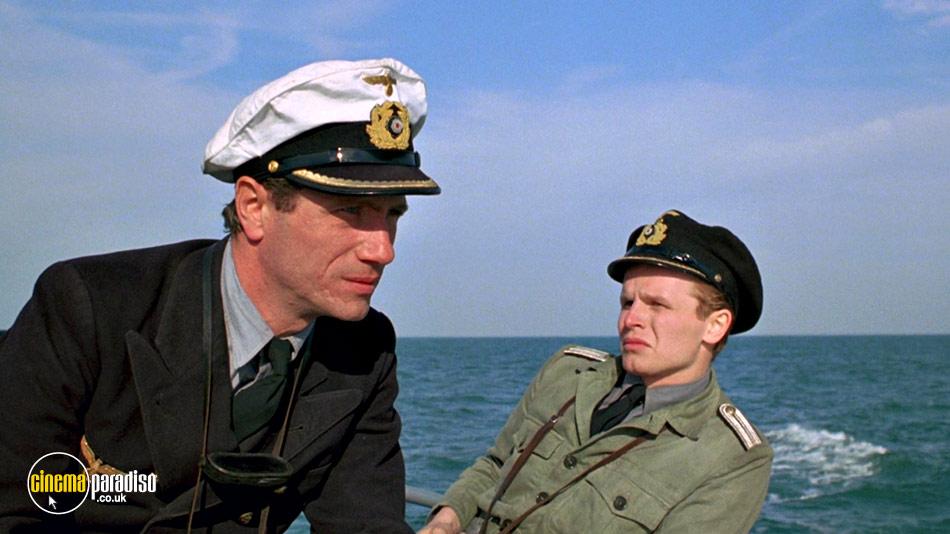 Das Boot online DVD rental