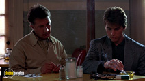 A still #13 from Rain Man with Tom Cruise and Dustin Hoffman