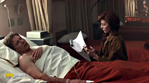 A still #24 from Patriot Games with Harrison Ford and Anne Archer