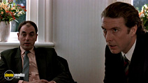 A still #20 from Patriot Games with David Threlfall and Alun Armstrong