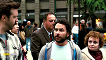 A still #17 from Going the Distance with Charlie Day and Sondra James