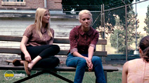 A still #18 from The Ward with Amber Heard and Mamie Gummer