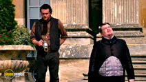 A still #24 from Gulliver's Travels with Jason Segel and James Corden