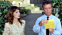 A still #8 from Tenebrae (1982) with Daria Nicolodi and Anthony Franciosa
