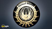 A still #45 from Battlestar Galactica: Series 1