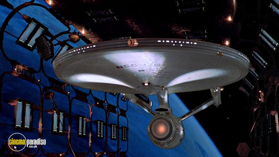 Star Trek 1: The Motion Picture online DVD rental