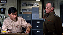 A still #36 from Doctor Zhivago with Alec Guinness
