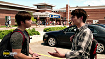 A still #29 from Into the Storm with Nathan Kress and Max Deacon