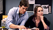 A still #21 from 27 Dresses with James Marsden and Melora Hardin