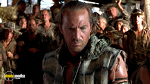 A still #38 from Waterworld with Kevin Costner