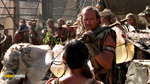 A still #34 from Waterworld with Kevin Costner