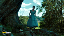 A still #28 from Alice in Wonderland with Mia Wasikowska