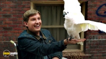 A still #51 from Dumb and Dumber To with Brady Bluhm
