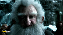 A still #54 from The Hobbit: The Battle of the Five Armies with Ken Stott