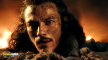 A still #52 from The Hobbit: The Battle of the Five Armies with Luke Evans