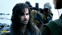 A still #49 from The Hobbit: The Battle of the Five Armies with Aidan Turner