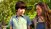 A still #27 from Nanny McPhee and the Big Bang with Asa Butterfield and Lil Woods