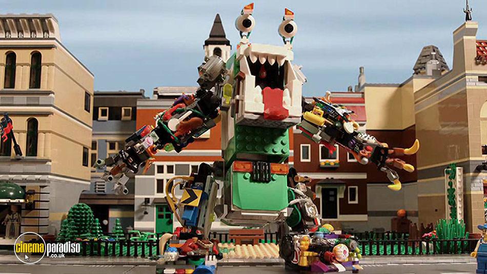 A Lego Brickumentary online DVD rental