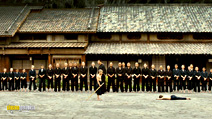 A still #25 from Ninja Assassin