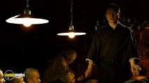A still #19 from Ninja Assassin with Randall Duk Kim