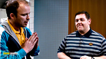 A still #26 from Cuban Fury with Nick Frost