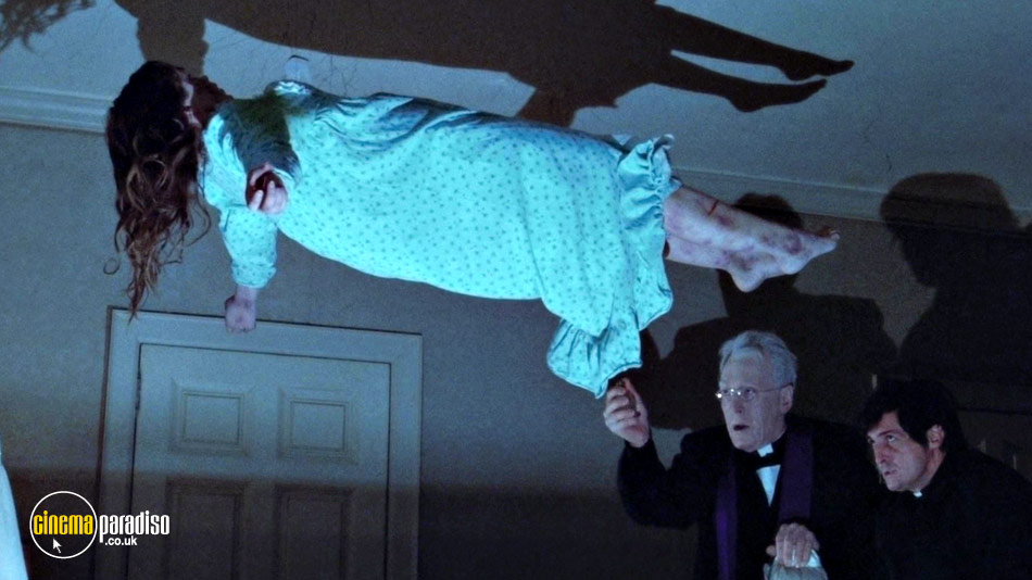 The Exorcist: Director's Cut online DVD rental