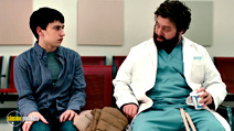 A still #4 from It's Kind of a Funny Story (2010) with Zach Galifianakis and Keir Gilchrist