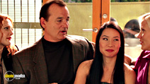 A still #33 from Charlie's Angels with Bill Murray, Drew Barrymore, Lucy Liu and Cameron Diaz
