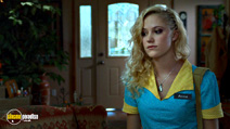 A still #31 from The Guest with Maika Monroe