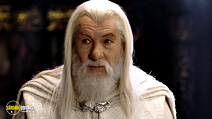 A still #42 from The Lord of The Rings: The Return of The King with Ian McKellen