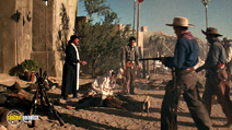 A still #24 from Tombstone with Pedro Armendáriz Jr.