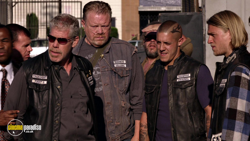Sons of Anarchy: Series 1 online DVD rental