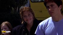A still #24 from Donnie Darko with Jake Gyllenhaal and Maggie Gyllenhaal