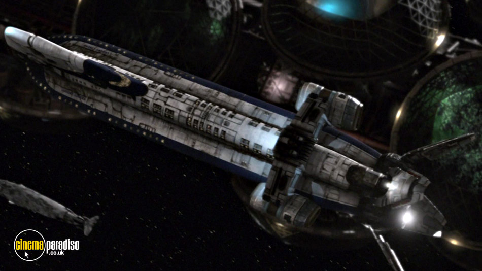 Battlestar Galactica: Series 5 online DVD rental