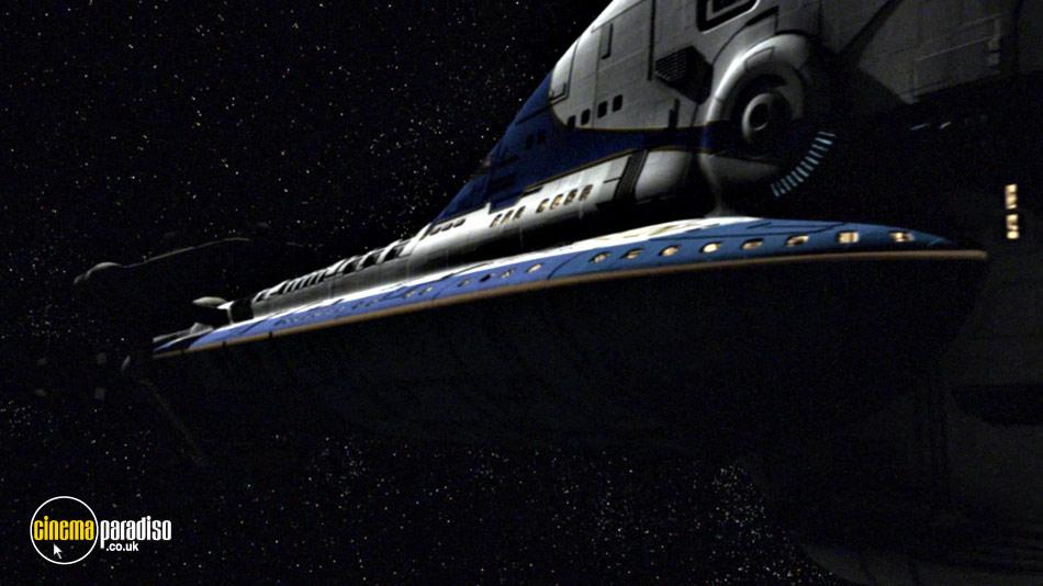 Battlestar Galactica: Series 1 online DVD rental