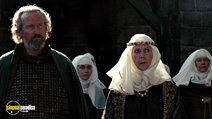 A still #29 from Robin Hood with William Hurt and Eileen Atkins