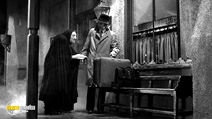 A still #33 from Young Frankenstein with Marty Feldman