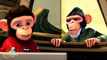 Still #8 from Space Chimps 2: Zartog Strikes Back