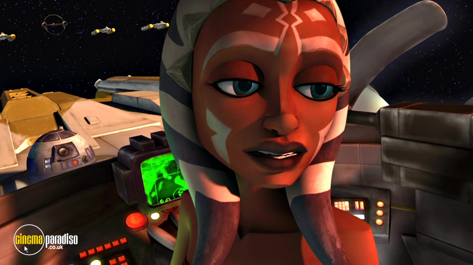 Star Wars: The Clone Wars: Series 1 online DVD rental