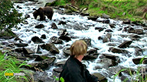 A still #32 from Grizzly Man with Timothy Treadwell