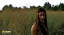A still #35 from The New World with Q'Orianka Kilcher