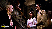 A still #25 from The Rocky Horror Picture Show with Susan Sarandon, Richard O'Brien and Barry Bostwick
