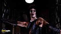 A still #19 from The Rocky Horror Picture Show with Tim Curry