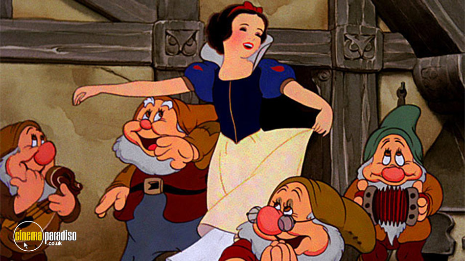 Snow White and the Seven Dwarfs online DVD rental