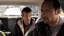 A still #26 from Race to Witch Mountain with Dwayne Johnson and Alexander Ludwig