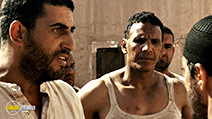 A still #24 from Traitor with Dani Jazzar and Farid Regragui